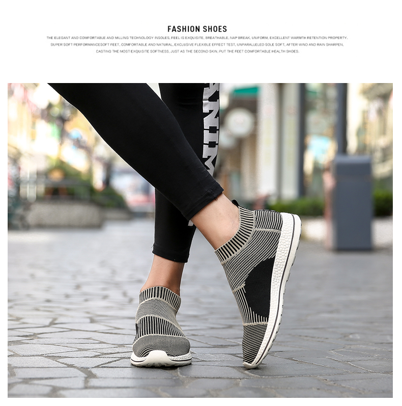 hot sale running shoes for men women sneakers sport sneaker cheap Light Runing Breathable Slip-On Mesh (Air mesh) Wide(C,D,W) 17
