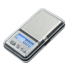 Buy Mini Pocket Electronic Digital Scale Weighing Balance 200G 0.01 Diamond Jewelry Weight Scales LCD Display backlight for $4.38 in AliExpress store