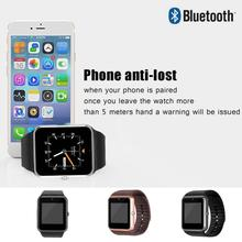 Bluetooth Smart Watch Waterproof with Camera Sport Pedometer Tracker Video Touch Screen Wearable Independent 3G WIFI Smart Watch