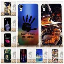 3D TPU Soft Cases for HTC Desire 825 Back Cover Silicon Mobile Phone Cover Case for Fundas HTC Desire 825 Coque Capa