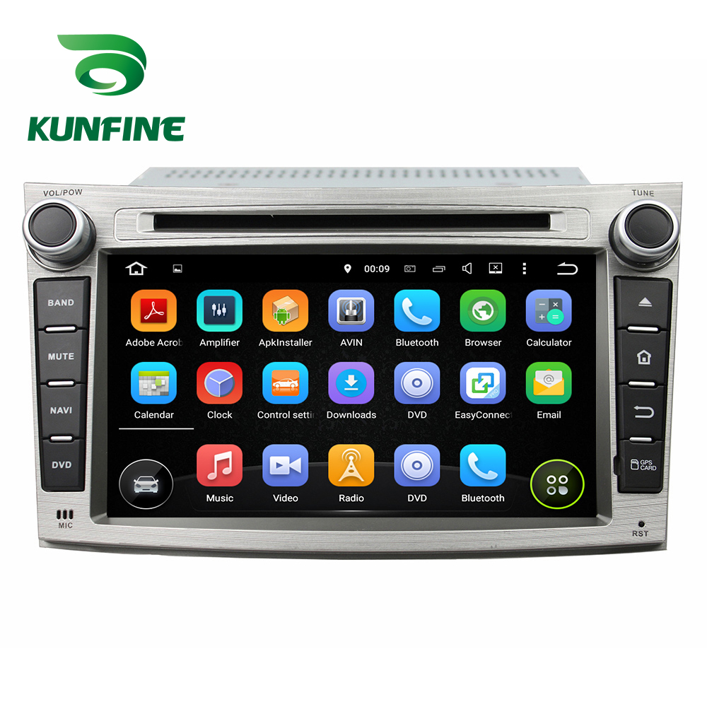 Android Car DVD GPS Navigation Multimedia Player Car Stereo For SUBARU LEGACY OUTBACK (2)