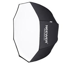 "Neewer 47""/120cm Octagonal Speedlite Studio Flash Speedlight Umbrella Softbox+Carrying Bag for Portrait Product Photography(China)"