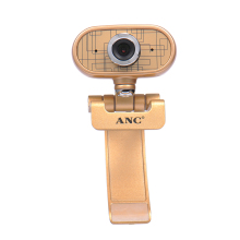 Aoni ANC HD 1080P USB pc webcam hd webcame Camera Free Driver HD Camera With Microphone Web Cam Webcamera For business meetings(China)