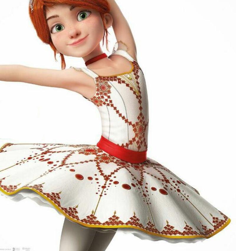 ballerina dress 2