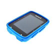Road/Mountain Bike Accessories Rubber Sky Blue Case for Training GPS Garmin Edge 520