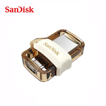 Sandisk SDDD3 Dual OTG USB Flash Drive 64GB Pen Drives 32GB 150M/S PenDrives USB 3.0 usb stick(China)