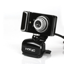 Original HD Webcam Rotatable Focus Angle Clip Style PC Camera For  Windows XP / Win7 / Win8 / Vista 32bit / Android TV 3 colors