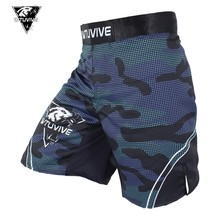 WTUVIVE 2017 New products boxing sports fitness personality breathable loose large size shorts Thai fist pants running fightsmma