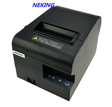 brand new High quality thermal printer 80mm POS printer Kitchen printer have Automatic cut function USB/Ethernet port can choose