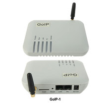 1 SIM GoIP VoIP GSM Gateway (IMEI Changeable, SIP & H.323, VPN PPTP, SMS ) GoIP 1 voip gateway-special price