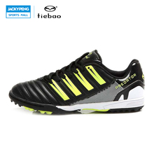 TIEBAO Professional Football Boots Cleats  Turf TF Soles Soccer Cleats Men Training Soccer Shoes Adults Outdoor Fussball Schuhe