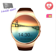 2016 best selling Bluetooth Smart Watch SmartWatch Phone kw18 wristwatch support SIM TF Card Fitness for apple samsung huawei