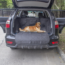 Non-slip Waterproof Dog Cargo Liner Safety Hammock Pet Car Back Seat Cover Protector Mat for Trunk SUV Pet Supply Home Cat(China)