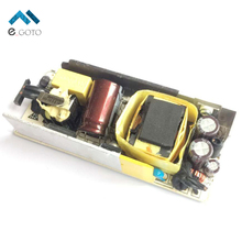 AC-DC 12V 5A Switching Power Supply Module 5000MA Bare Board for Replace/Repair LCD 10.7*5.0*2.4cm
