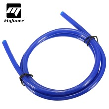 Blue Motorcycle Fuel Hose Petrol Pipe Line Tube 5mm I/D 8mm O/D For Honda /Suzuki /Yamaha