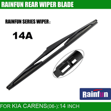 "Buy RAINFUN dedicated rear wiper blade KIA CARENS, 14"" rear wiper blade KIA CARENS 2006 for $7.73 in AliExpress store"