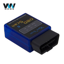 Vgate ELM327 V1.5 Bluetooth WIFI USB HH OBD2 Diagnostic Scanner mini elm 327 v1.5 bluetooth OBD2 Scanner Support Android/IOS