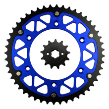 High Performance Motorcycle 13T Front & 48T Rear Sprocket Kit For HONDA XR 250 R XR 250R XR250 R 1990-1995(China)