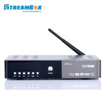 Satellite Receiver Combo Tv Box A8 Plus Satellite Internet Terrestrial  Tv Receiver With 3.0Usb Wifi Google Store Support Power