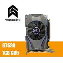 1GB DDR5 128Bit GT630 Graphics Card fan Placa de Video carte game graphique Video Card for NVIDIA geforce(China)
