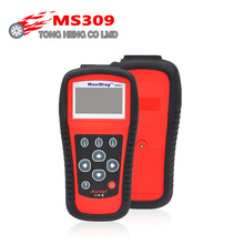 Hot Sell MD801 code reader scanner for OBD1 OBDII protocol MD 801 DHL FREE
