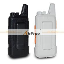 2PCs Original Belt Clip for WLN KD-C1 Portable Two Way Radio Airfree AP-100 Walkie Talkie Retevis RT22 Zastone X6 NKTECH NK-U1