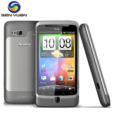 A7272 Original Unlocked HTC Desire Z Cell phone mobile phone 3G 5MP GPS WIFI Android  QWERTY Slide smartphone