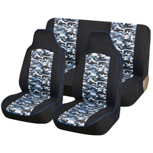 Automobiles Seat Covers Bucket Seats Universal Fit Car Accessories Fashion Camouflage Car Seat Covers Car-Styling AUTOYOUTH(China)