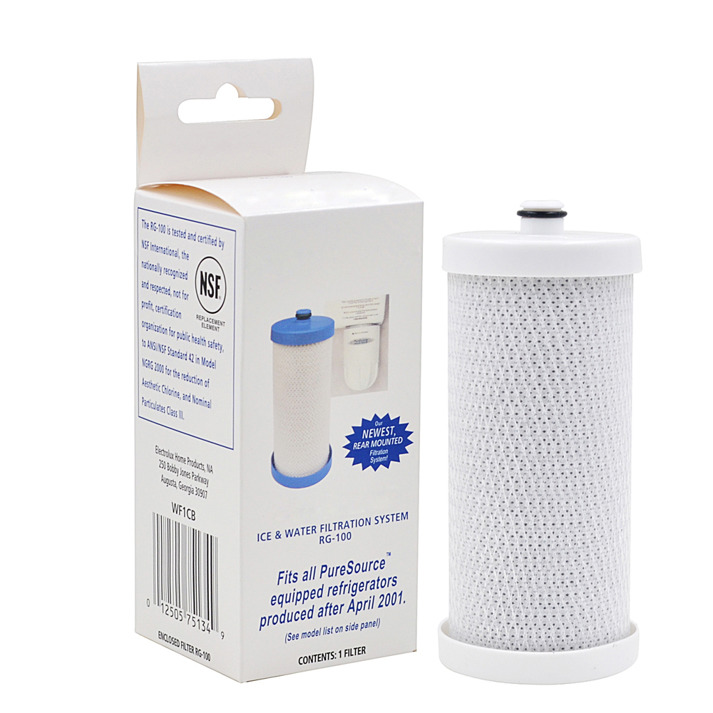 household water purifier filters system ice u0026 water filter replacement for frigidaire puresource wf1cb 1 - Puresource 3 Water Filter