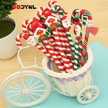 2 x Creative Christmas Snowman Umbrella Shape Ballpoint Pen Stationery Canetas Material Escolar Shool Supplies for Kid Xmas Gift