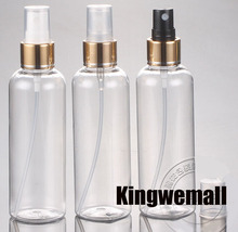 Free Shipping - 300pcs/lot 100ml Clear Perfume Bottle ,100ml  Mist Sprayer Bottle,100ml Perfume Atomizer