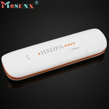 HSDPA EDGE 7.2Mbps Wireless 3G Network Modem Adapter TF SIM Card Slot WH_KXL0223(China)