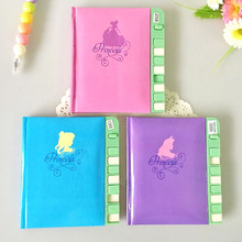 The Korean version of the new piano creative stationery lock notebook Notepad diary wholesale