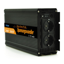 DC 12V to AC 220V pure sine wave power off grid  inverter 2500 watt with wired  Remote 5000 watt peak converters