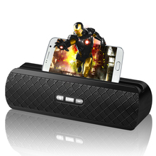 Wireless Bluetooth Speaker Portable Stereo Loudspeaker Home Theater Party Speaker Sound System With Stent For all smartphone PC