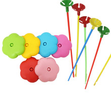1PC Balloons Column Base Balloon Floating Base Used To insert Ballon Stick Dining(dinner) Table Decorations Color at Ramdom(China)