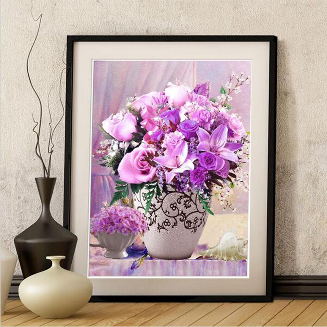 Алмазная вышивка каталог цветов