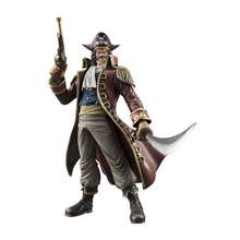 COOL Japanese Anime POP DX One Piece Gol D Roger PVC Action Figure Collectible Model Toy for Children Gift(China)