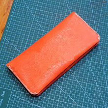 Popular blueprint paper buy cheap blueprint paper lots from china c 057 diy handmade leather art long wallet mobile phone long money cloth blueprint version diy leather bag paper drawing malvernweather Image collections