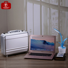 Tokers 100% Aluminum Carrying Case Briefcase Suitcase Trolley Original Portable File Computer Office Bill Precision Metal tools(China)