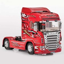 Auto Assembly Model 3882 1/24 Scania R560 Trailer