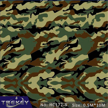 0.5M*10M Camouflage Military Hydro Dipping film Water Transfer Printing Film HC172-S, Hydrographic film,