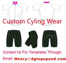 Custom Cycling Jersey Shorts Summer Set Customize Logo Cycling Clothes Min order 1 In Any Color Any Size Cycling Jersey