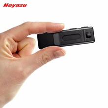 NOYAZU D30 32GB Mini Digital Recorder Dictaphone Voice Recorder USB Disk Sound Recorder with Camera Audio Record Camcorder Gifts(China)