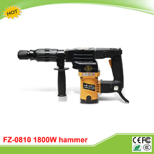 High power electric hammer FZ-0810 electric pick gun 1800W(China)