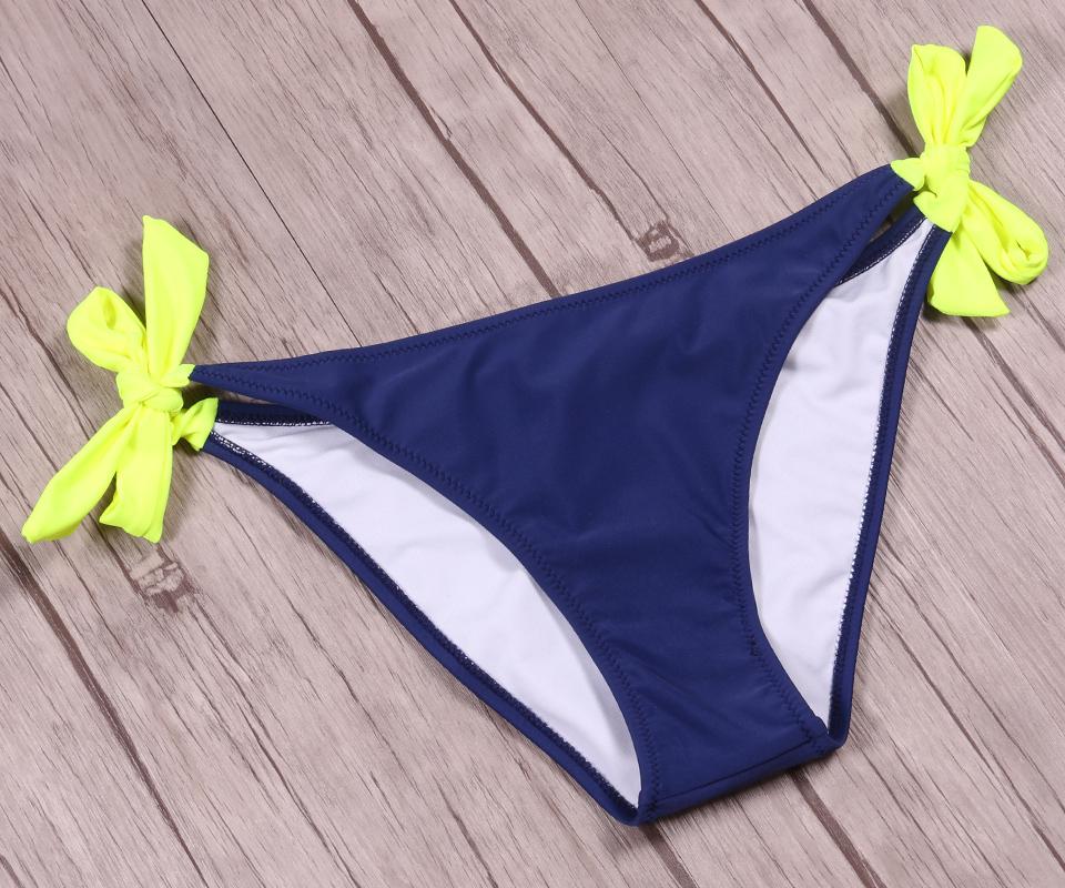 NAKIAEOI 19 Sexy Bikini Women Swimsuit Push Up Swimwear Criss Cross Bandage Halter Bikini Set Beach Bathing Suit Swim Wear XXL 57
