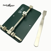 PCB Holder Jig Scraper For Cell Phone Circuit Board Repair Clamp Fixture Stand Tools(China)