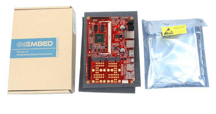 SBC6x-B3AV2 packinglist