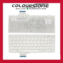 Laptop keyboard for ASUS eee pc 700 EPC900 701 702 2g 4g 8g 900hd 8 PO/ BR netbook keyboard White color Brazilian Portuguese(China)