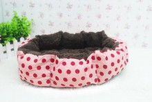 2017 New Arrivals High Quality Super Soft Animals Cat Dog Bed Pet House Mat Camas De Perros Cheap Dog Kennel Indoor Cama Perro